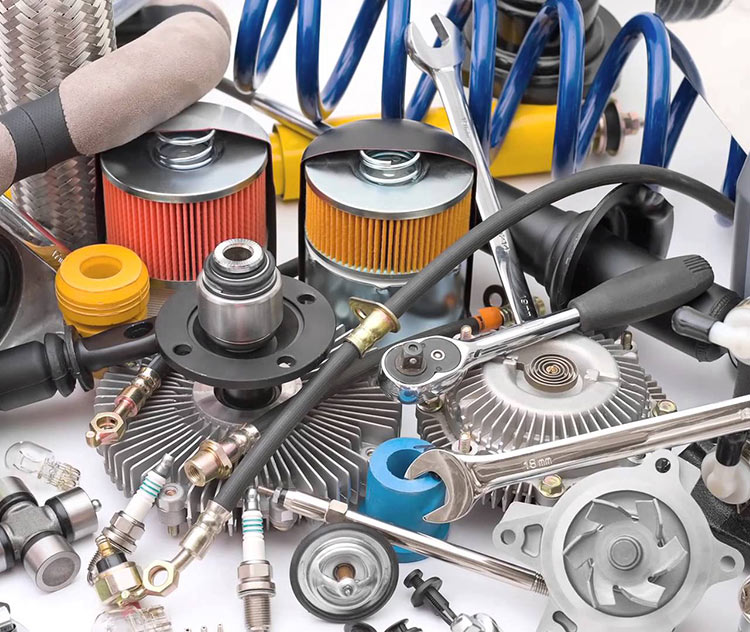 Auto Parts & Accessories Designed For Your Vehicle