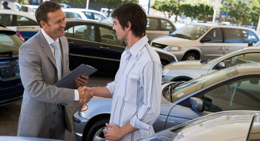 Used Vehicle Dealers and Buyers – the internet Funnel