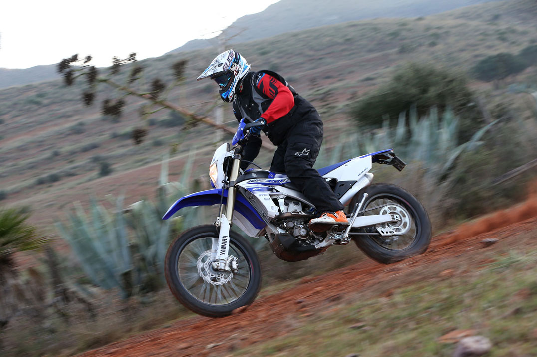 Interested in Dirt Motor Cycle Trail Rides?