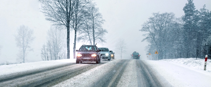 Very Helpful Winter Driving Tips