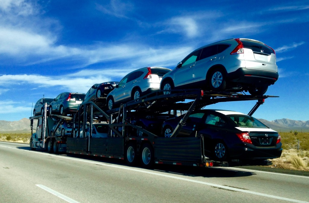 Vehicle Shipping Service to obtain your Vehicle Moved to a different Location
